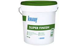 Pittura Super Finish Knauf